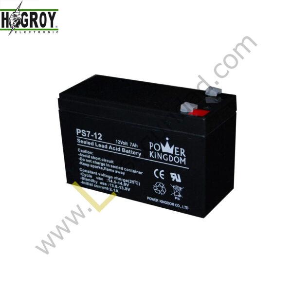 PS7-12 Batería de 7Amp 12V 1
