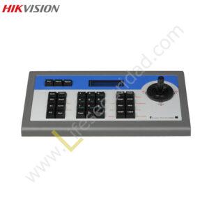 DS1002KI CONTROL 2D PARA DOMOS INTEGRADOS CON PANTALLA LCD CONTROLA DVR Y PTZ HIKVISION