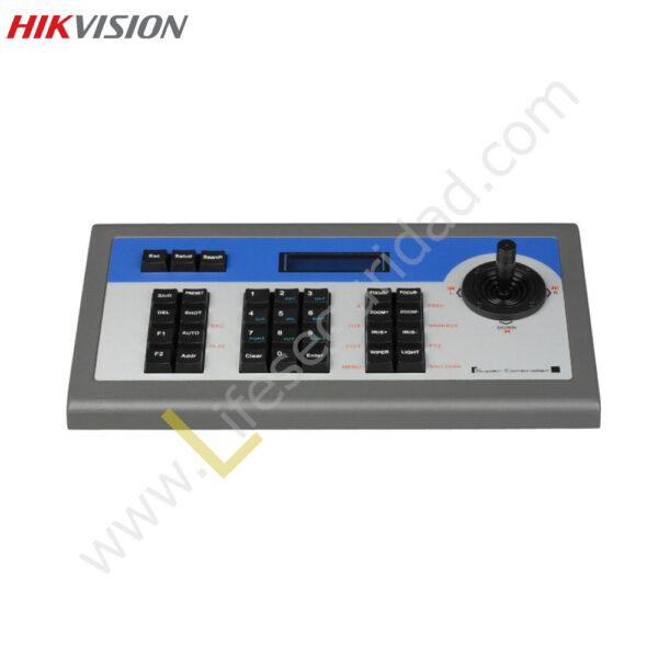 DS1002KI CONTROL 2D PARA DOMOS INTEGRADOS CON PANTALLA LCD CONTROLA DVR Y PTZ HIKVISION 1