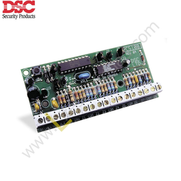 PC5108 Expansor de 8 Zonas Cableadas PowerSeries PC5108 1
