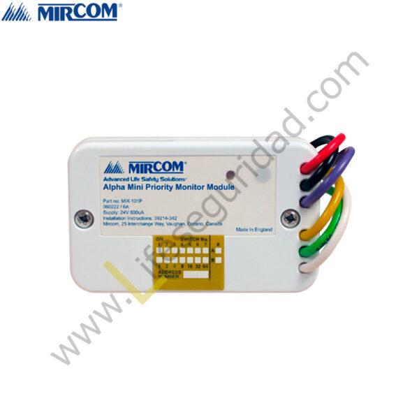 MIX-101P Mini-Módulo Direccionable Inteligente 1