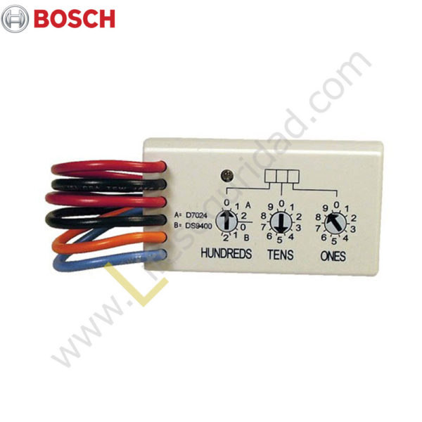 D7044M Modulo de Entrada Simple marca BOSCH D7044M 1