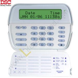 PK5500 Teclado Alfanumérico LCD de 64 Zonas PowerSeries PK5500