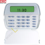 PK5501 Teclado con Íconos LCD de 64 Zonas PowerSeries PK5501