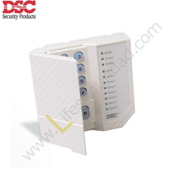 PC1555RKZ Teclado LED PowerSeries de 8 zonas PC1555RKZ 1
