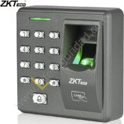 X7 Control de acceso y asistencia por huella digital y/o tarjeta de proximidad y/o clave / stand alones