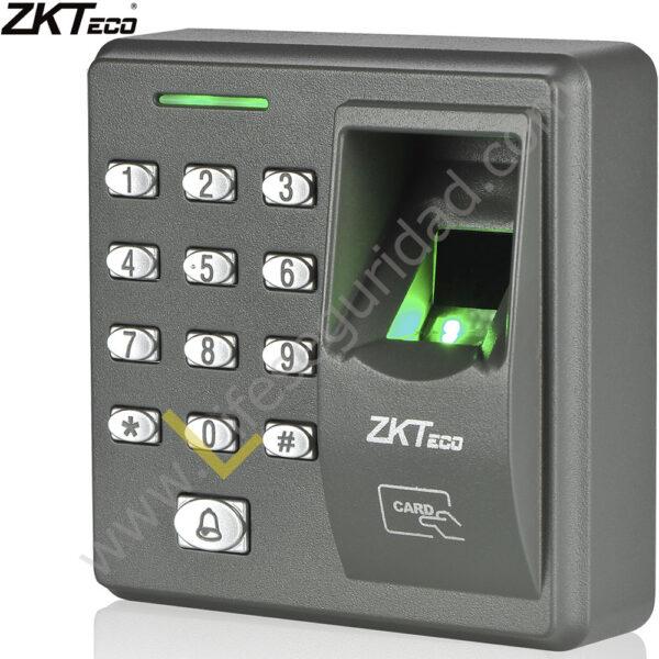 X7 Control de acceso y asistencia por huella digital y/o tarjeta de proximidad y/o clave / stand alones 1