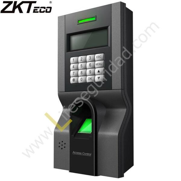 F8/ID Controlador de Acceso Huella Digital, PIN Y Proximidad 1