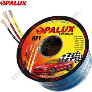 GPT-8OP / 10OP / 12OP / 16OP / 18OP / 20OP Cable Automotriz OPALUX