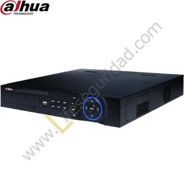 HCVR7408L DVR 08Ch TRIBRIDO ( Análogo 960H / IP / HDCVI ) 04 Audio | H
