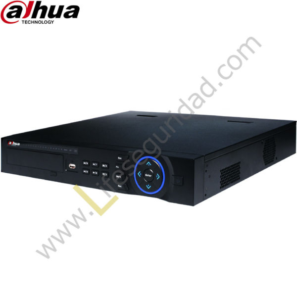 HCVR7416L DVR 16Ch TRIBRIDO ( Análogo 960H / IP / HDCVI ) 04 Audio | H