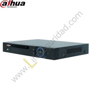 iHCVR5104HE-F DVR 4Ch HDCVI | 01 Audio | H.264 | 720P | HDMI | 1 HDD | Detección de Rostro