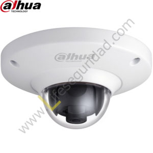 IPC-EB5400N CAMARA FISHEYE | 360° | CMOS 1/3'' | 4.0 MP| dWDR | IP67 | IK10 | Audio | PoE