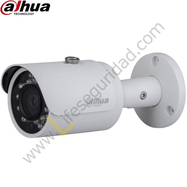 "IPC-HFW1120S TUBO EXTERIOR | CMOS 1/3"" ICR | 1"
