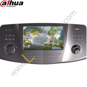 "NKB3000 JOYSTICK IP, Teclado con pantalla LCD 7"" Touch screen"