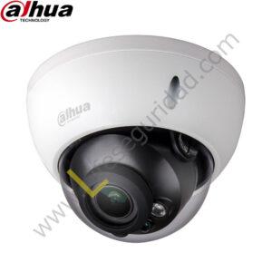 HDBW1100RVF TUBO EXTERIOR | 1.0 MP | 720P | 2.7-12mm | IP67 & IK10 | IR: 30m