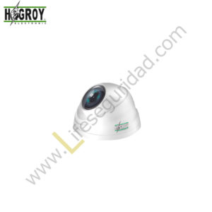 HDW1000R-28 DOMO INTERIOR | 1.0 MP | 720P | 2.8mm | Dia & Noche | IR: 20m
