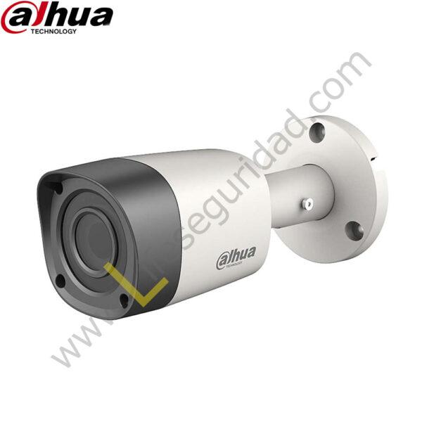 HFW1200RM TUBO EXTERIOR | 2.0 MP | 1080P | 3