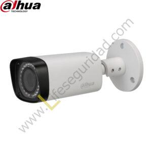 IPC-HFW2201R-ZS TUBO EXTERIOR | APTINA 1/3'' ICR | 2.0 MP | WDR | IR: 30m | IP66 | PoE
