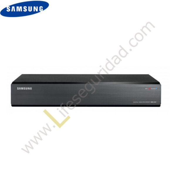 SRD-443-500GB DVR – ALMACENAMIENTO ANALOGO 1