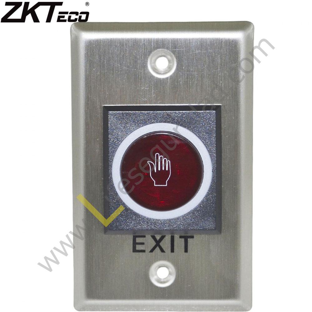 K1-1 BOTON DE SALIDA SIN TOQUE (Free Touch) | METALICO |Tecnología OPTICA Infrarroja | IP55.