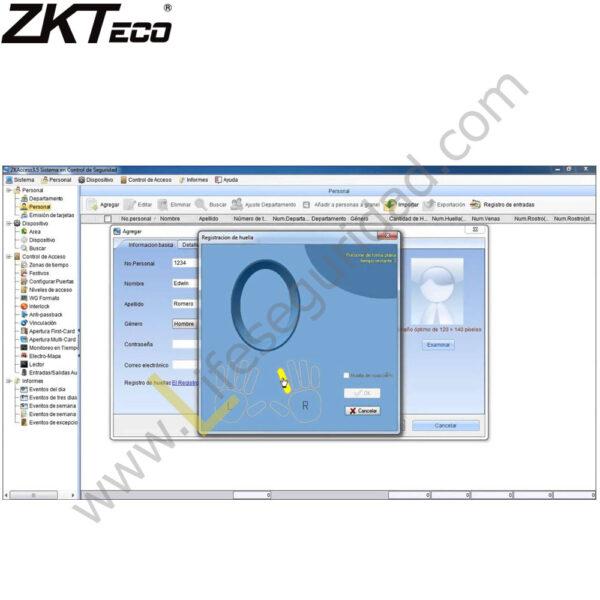 ZK-ACCESS3.5 LICENCIA C