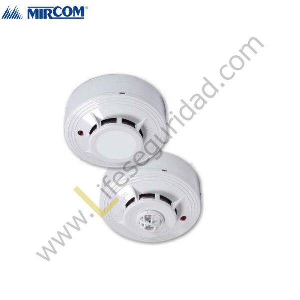 SD-4WP Detector de Humo Fotoeléctrico de 4 Hilos Mircom 1