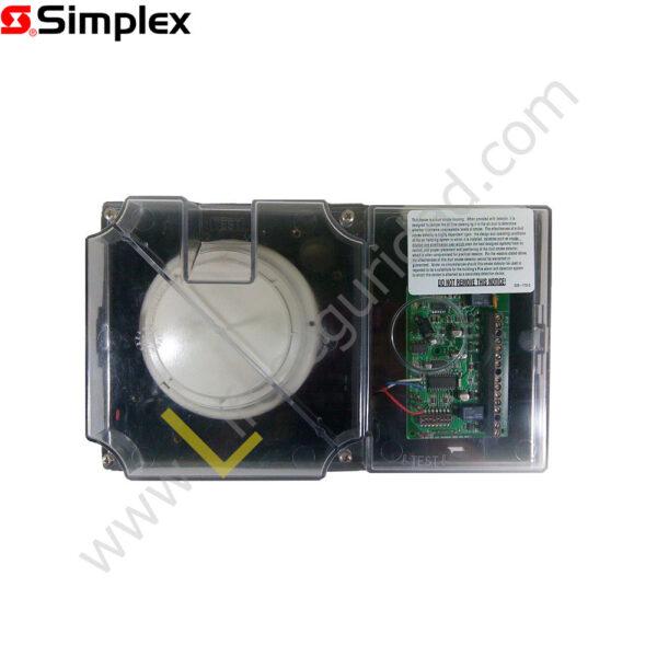 4098-9755 Sensor de humo en ducto 4098-9755 1