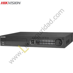 DS7316HGHI-SH DVR 16CH RESOLUCIÓN 720P (1280X720) HDMI, 4HDD, 4 CH AUDIO