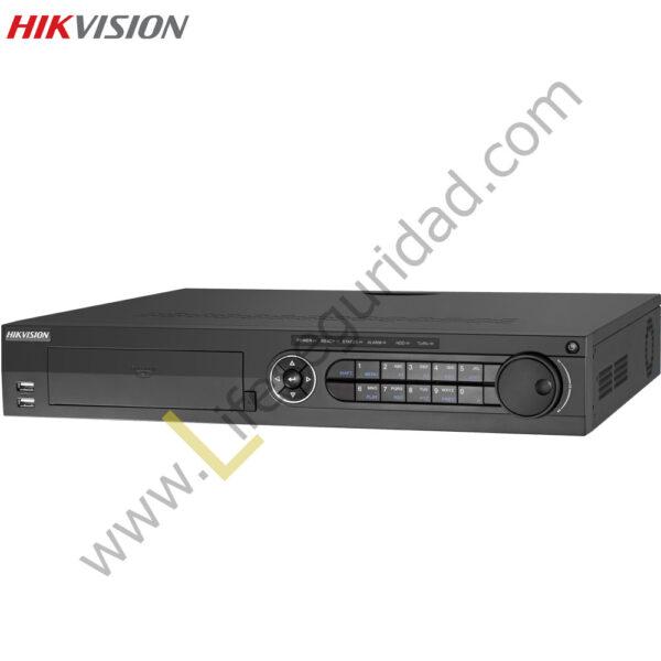 DS7316HGHI-SH DVR 16CH RESOLUCIÓN 720P (1280X720) HDMI, 4HDD, 4 CH AUDIO 1
