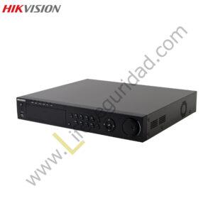 DS7332HWI-SH DVR 32CH / H.264 / 960H / WD1 / VGA-HDMI / SOPORTA 4HDD / DUAL STREAM
