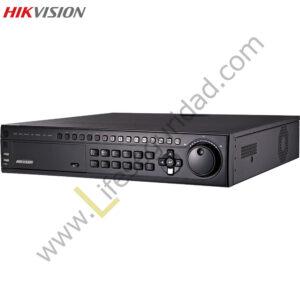 DS8132HWI-SH DVR 32CH / H.264 / 960H / WD1 / VGA -HDMI / SOPORTA 8HDD / DUAL STREAM