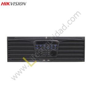 DS9632NI-XT NVR 32CH / HASTA 5MP / TASA BITS 160 MBPS / SALIDA HDMI/VGA / SOPORTA 16HDD / 2TCP/IP 10/100/1000TX