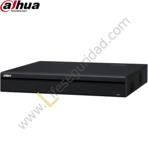HCVR4224L-S2 DVR 24Ch TRIBRIDO ( Análogo 960H / IP / HDCVI ) 04 Audio | H.264 | 720 fps | 720P | HDMI | 2 HDD | 4ch IP