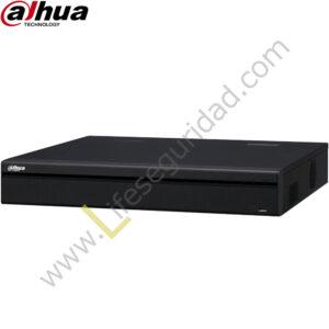 HCVR5432L-S2 DVR 32Ch TRIBRIDO ( Análogo 960H / IP / HDCVI ) 4 Audios | H.264 | 960 fps | 1080P | 2 HDMI | 4 HDD | 16ch IP