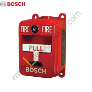 FMM-100SAT PULSADOR MANUAL DE INCENDIO DE SIMPLE ACCION MARCA BOSCH FMM 100SAT
