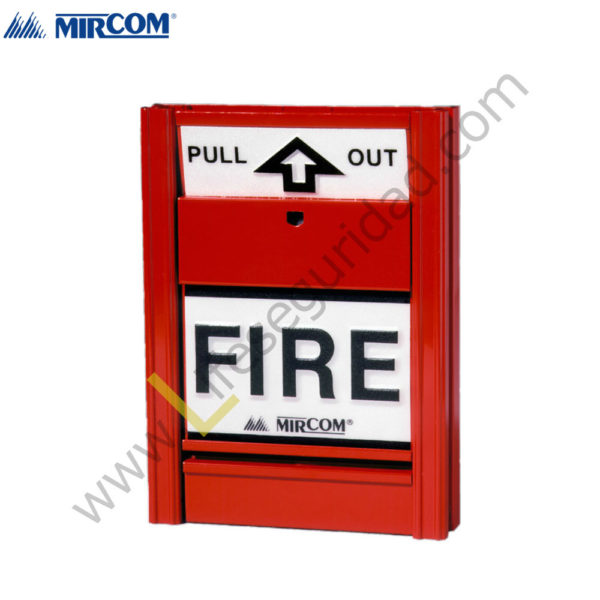 MS-401U Estacion Manual Simple Acción 1