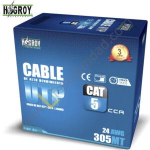 HG-CABUTP5 CABLE UTP - CAT 5