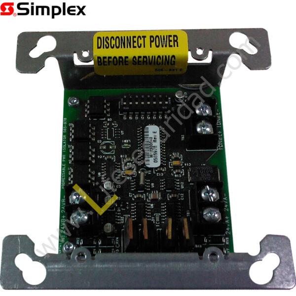 4090-9117 Módulo aislador de 24VDC 4090-9117 1