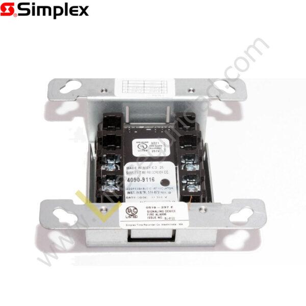 4090-9116 Módulo aislador de lazo IDNet 4090-9116 1