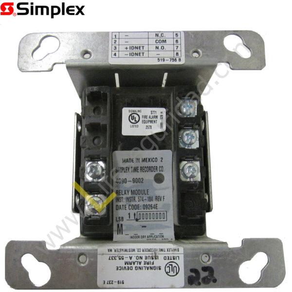 4090-9010 Módulo de control Relay IAM 8A 4090-9010 1