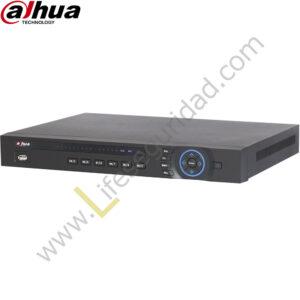 NVR4208 NVR 8CH | Hasta 5MP | TASA Bits 200Mbps | HDMI/VGA | 2 HDD | P2P | ONVIF