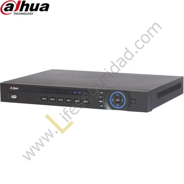 NVR4208 NVR 8CH | Hasta 5MP | TASA Bits 200Mbps | HDMI/VGA | 2 HDD | P2P | ONVIF 1
