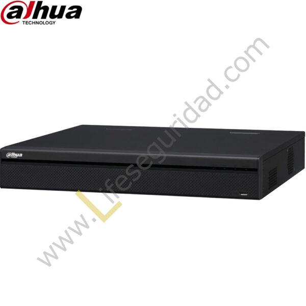 NVR5432-4KS2 NVR 32CH | Hasta 12MP | TASA Bits 320Mbps | HDMI/VGA | 4 HDD | P2P | ONVIF 1