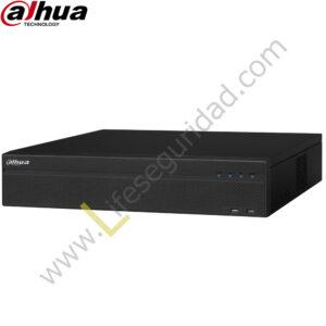 NVR5832-4KS2 NVR 32CH | Hasta 12MP | TASA Bits 320Mbps | 2 HDMI/VGA | 8 HDD | ONVIF