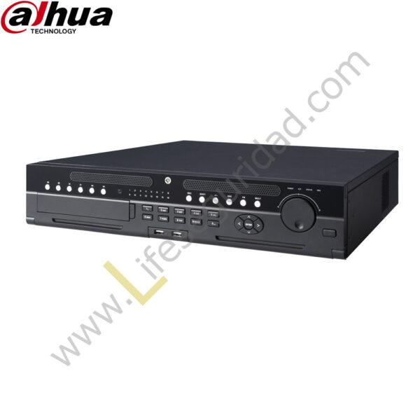 NVR608-64-4K-64CH NVR 64CH | Hasta 12MP | TASA Bits 384Mbps | 2 HDMI/VGA | 8 HDD | ONVIF 1