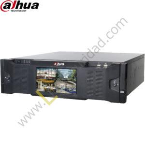NVR616DR-128-4K NVR 128CH | Hasta 12MP | TASA Bits 384Mbps | 2 HDMI/VGA | 16 HDD | ONVIF
