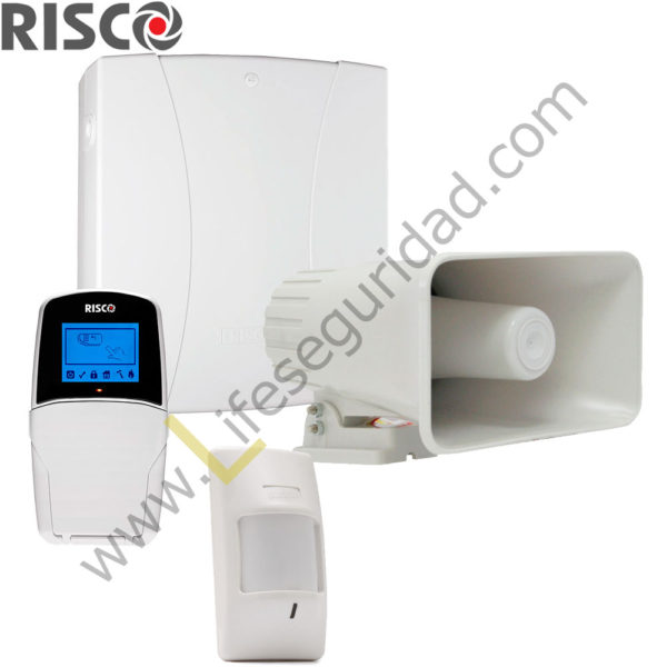RP432M/INA/RISCO KIT INALAMBRICO RISCO LIGHTSYS 2 1