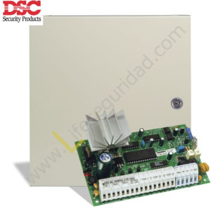 PC585 Panel de control PowerSeries de 4 a 32 Zonas PC585ZD PC585