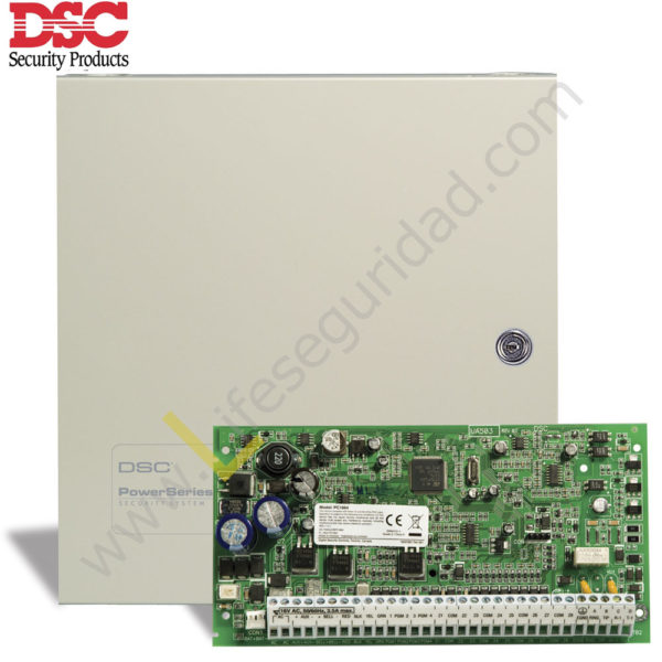 PC1864 Panel de control PowerSeries PC1864 1